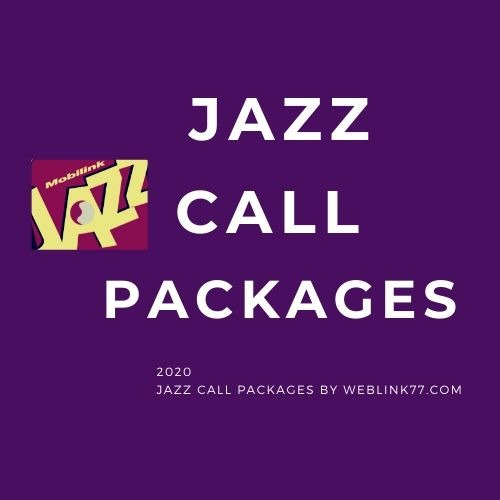 Jazz Call Packages 2020