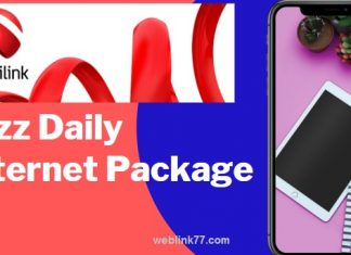 Jazz Daily Internet Packages