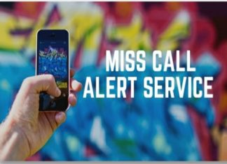 Telenor missed call alert service