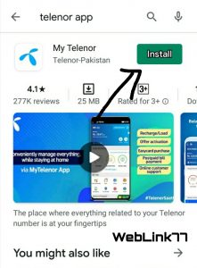 How to get Free Internet Using Telenor App