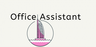 Office Assistant Job in Dubai 2021