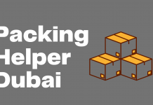 Packing Helper Job in Dubai
