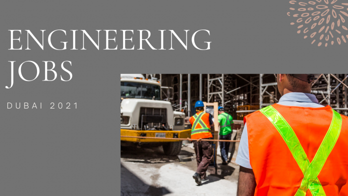 Construction Company Jobs in Dubai 2021, Project engineer and 4 other jobs